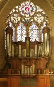orgue de la cathédrale de Sens